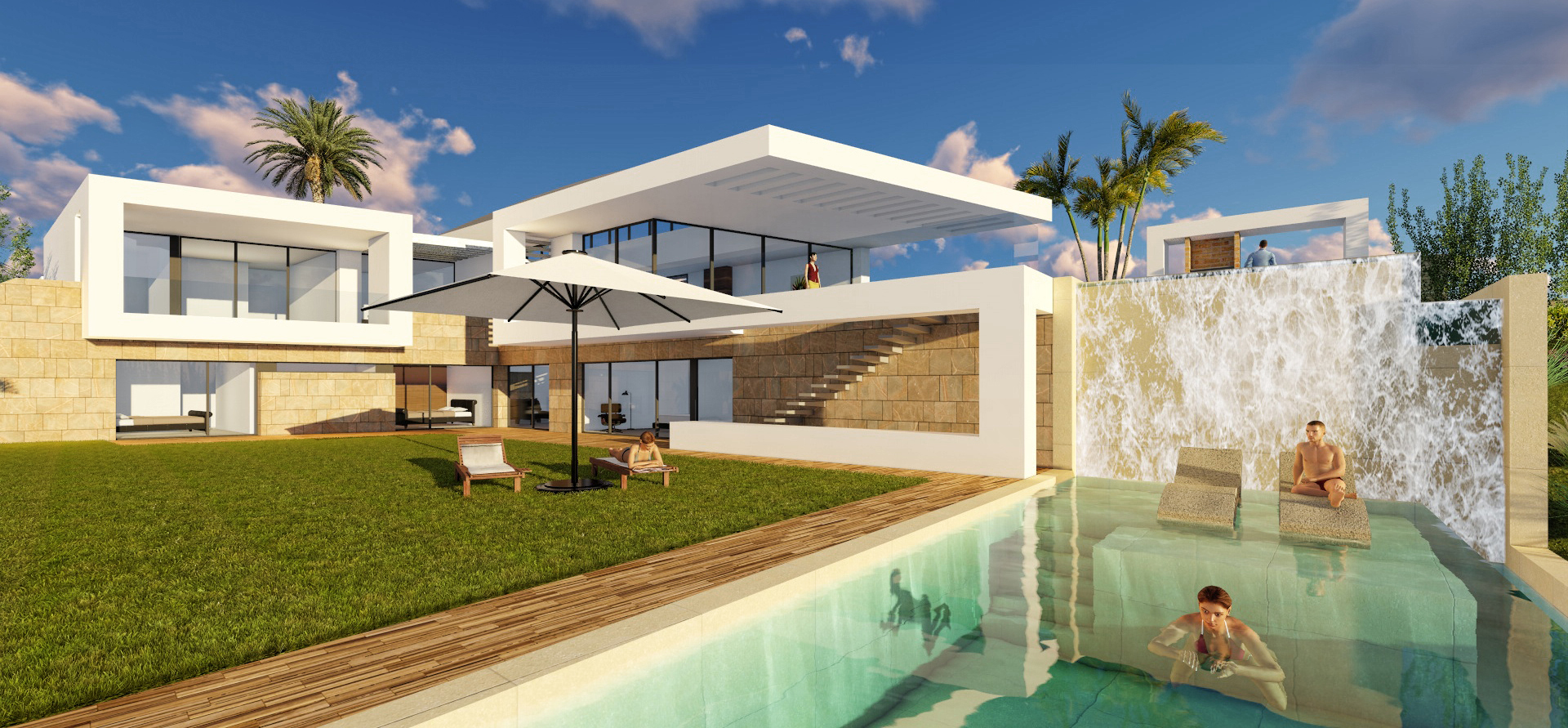 luxury houses in Marbella