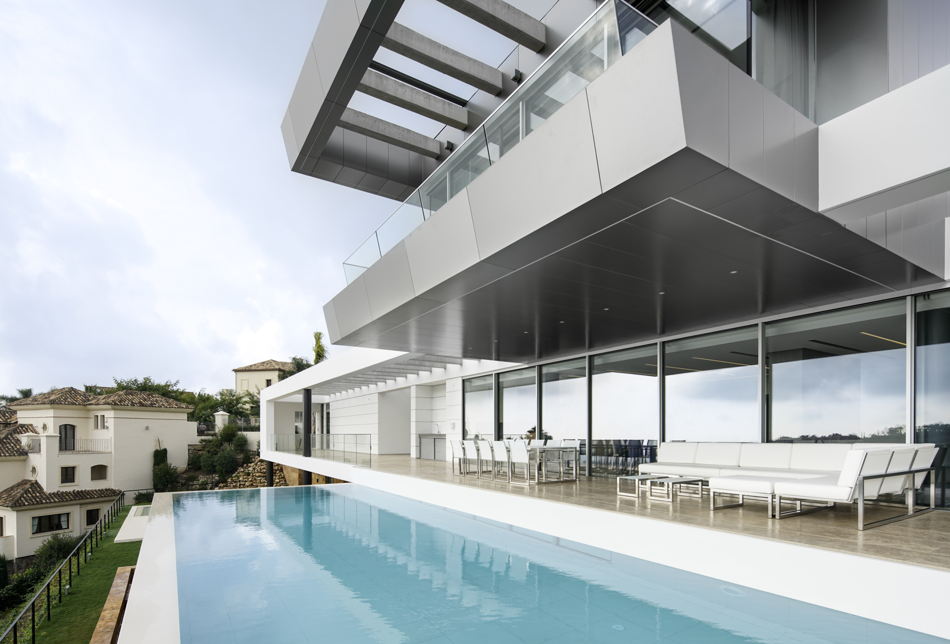 architect Benahavis villa