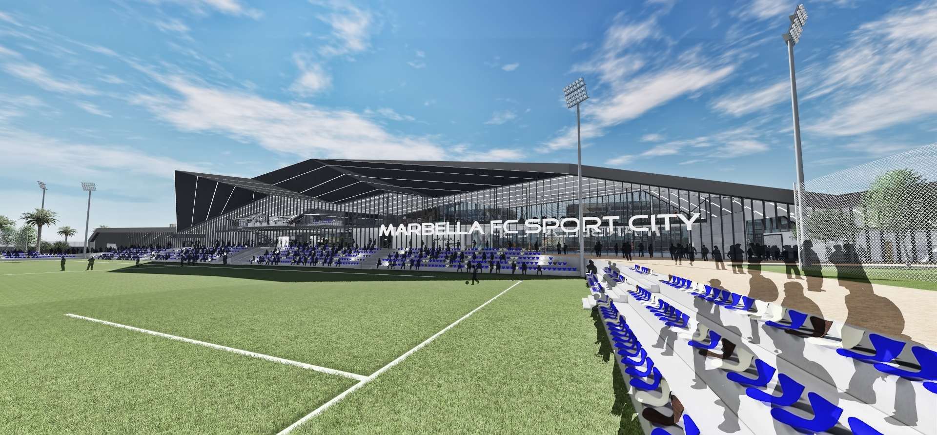 architect Marbella FC Sport City